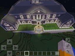 Biggest Redstone Mansion Ever!!!!! Minecraft Map & Project