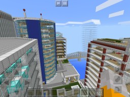 The Three Diamonds City Pack- BridgeField City Minecraft Map & Project