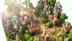 Minecraft Spawn / HCF - Vulred Minecraft Map & Project