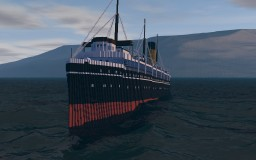 SS Keewatin ~ 4:1 Scale~ 1907 ~ Download Minecraft
