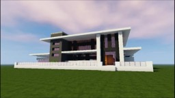 2 Modern Houses Minecraft Map & Project