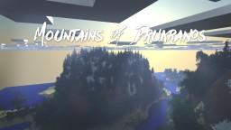 Mountains of Drukranos Minecraft Project