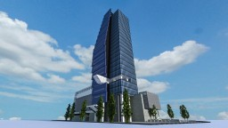 Rx Tower - Skyscraper | TheVisual_Play Minecraft Project