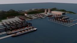 Rylann Naval Yard Minecraft Map & Project
