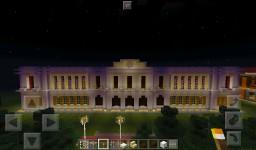 Ayuntamiento de Manila (version 2) Intramuros, Manila, Philippines Minecraft Project