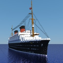 SS La Majeste Minecraft Map & Project