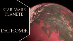 Star Wars Planet - Dathomir