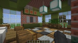 [EASY] Starbucks Build (≧◡≦) Minecraft Map & Project