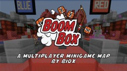 BoomBox - An explosive minigame - NewHeaven Minecraft Map & Project
