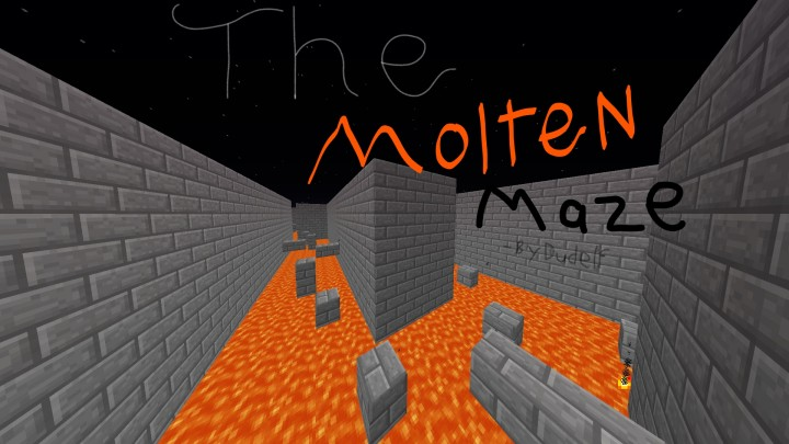 The Molten Maze By Dudelf