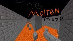 The Molten Maze a 1.11.2 parkour map