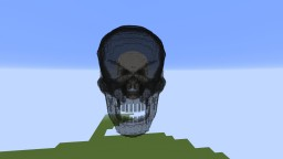 Having a play around with my Skull Minecraft Project