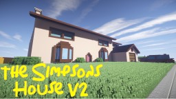 The Simpsons House V2 [1.13.2] Minecraft Map & Project