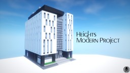 Heights Modern Project | Medium Density Compact Offices Minecraft Project