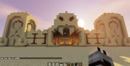 Desert Temple Rebuild Minecraft Project