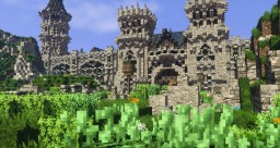 Legends of Valeros (Zone: Heaven's Reach) [Builders Needed] Minecraft Map & Project