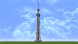 Tokyo Sky Tree [1/2.5] Minecraft