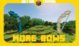 More Bows | Command Block Creation