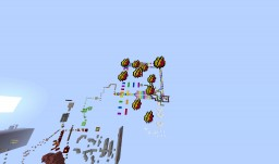 Chaos Levels Parkour Map Minecraft Project