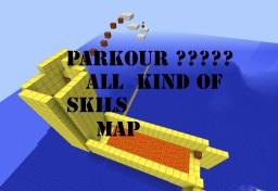 Parkour??? ALL Kind OF Skills Minecraft