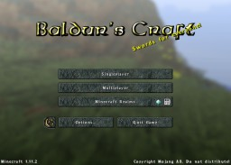 Baldur's Craft Texture Pack [32x][1.12]
