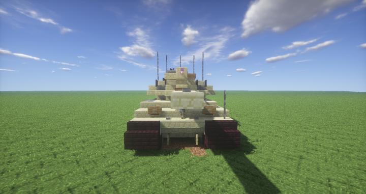 modern warfare merkava mk iv main battle tank tutorial. Black Bedroom Furniture Sets. Home Design Ideas