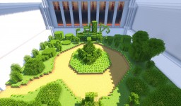 Kingdom Hearts Disney Castle BBS+KH2 Minecraft Project
