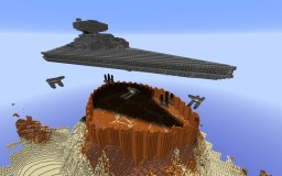 Star Wars Rogue One : Jedha city (not finished) / 1.9.2 Minecraft Project