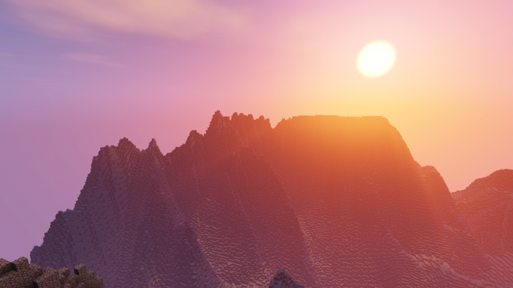 Cobblestone Mountains