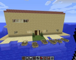 The Best Noob House. 1.11.2