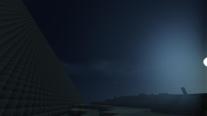 Deserted Pyramid