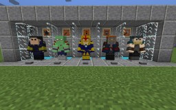 Marvel Cosmic Pack Minecraft Texture Pack