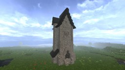 Fantasy Tower Base Minecraft Map & Project