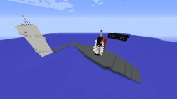 NASA Water Base Parkour Minecraft Map & Project