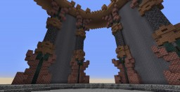 Brick Factions Spawn Minecraft Map & Project