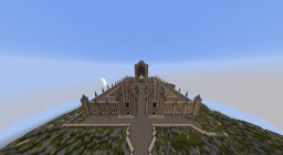 Hogwarts ( for my Server ) Minecraft Map & Project