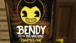 Bendy And The Ink Machine In Minecraft Chapter 1 and 2 Minecraft