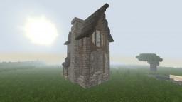 Fantasy Medieval House Minecraft