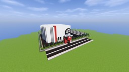 A small cinema Minecraft Map & Project