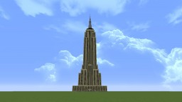 Empire State Building [1/2.5] Minecraft Project