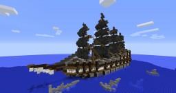 Sphyrna Guerrilla Class Frigate Minecraft