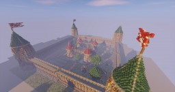 Medieval Faction spawn [Team Laviant] Minecraft Map & Project