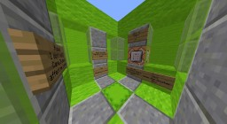 Tough Puzzle Parkour - Created by: AmericanPiggy - 1.12 - v1.0 Minecraft Project