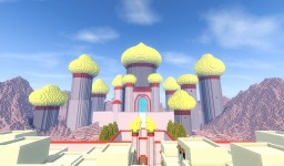 Kingdom Hearts ll Agrabah Minecraft Project