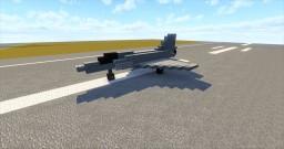 Dassault Mirage 2000 [Re-Built] Minecraft