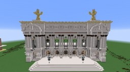 Palais Garnier - Paris Opera House Minecraft