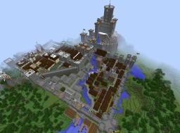 The seat of the World Minecraft Project