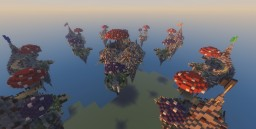 Fantasy Bedwars Map - Sphere Builds Minecraft Project