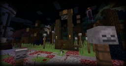 Bane of the Pumpkin Lord 2 - A dark journey of vengeance Minecraft Project