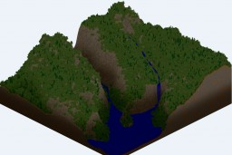 KanesConners - Cliff Terrain Minecraft Project
